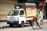 """Bảo kê logo """"xe vua"""" ở Hà Nội: 5 thanh tra bị truy tố"""