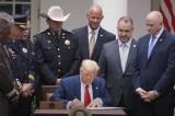Tổng thống Trump ký lệnh cải cách cảnh sát hôm 16/6.