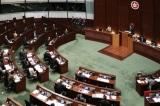 Hồng Kông thông qua luật cấm xúc phạm quốc ca Trung Quốc