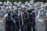 Cảnh sát Hồng Kông (Ảnh: May James / Shutterstock)