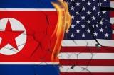 Minh họa mối quan hệ Bắc Hàn - Mỹ