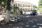 Tây Ninh: Công an điều tra thầy giáo dâm ô nhiều nam sinh