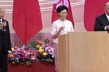 4 nhân viên Epoch Times Hồng Kông bị bắt, bà Carrie Lam cảm ơn Bắc Kinh