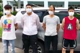 Thêm 11 người Trung Quốc nhập cảnh trái phép bị phát hiện tại TP.HCM