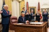 Israel, UAE bình thường hóa quan hệ ngoại giao nhờ Tổng thống Trump