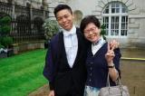Sau lệnh chế tài, con trai bà Carrie Lam đã từ Mỹ về Hồng Kông?